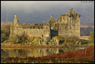 Kilchurn Castle | by Machighlander Photography