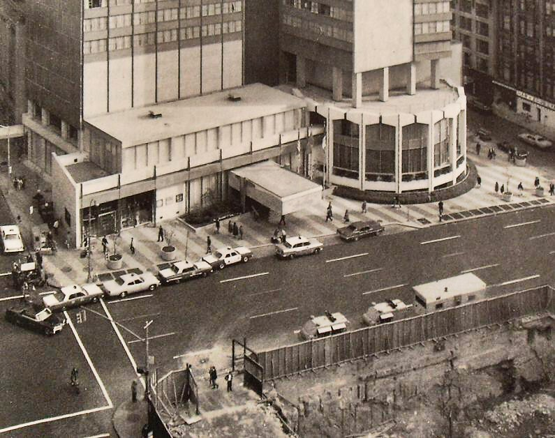 1960s americana hotel vintage nyc photo new york city 7th for Americana hotel nyc