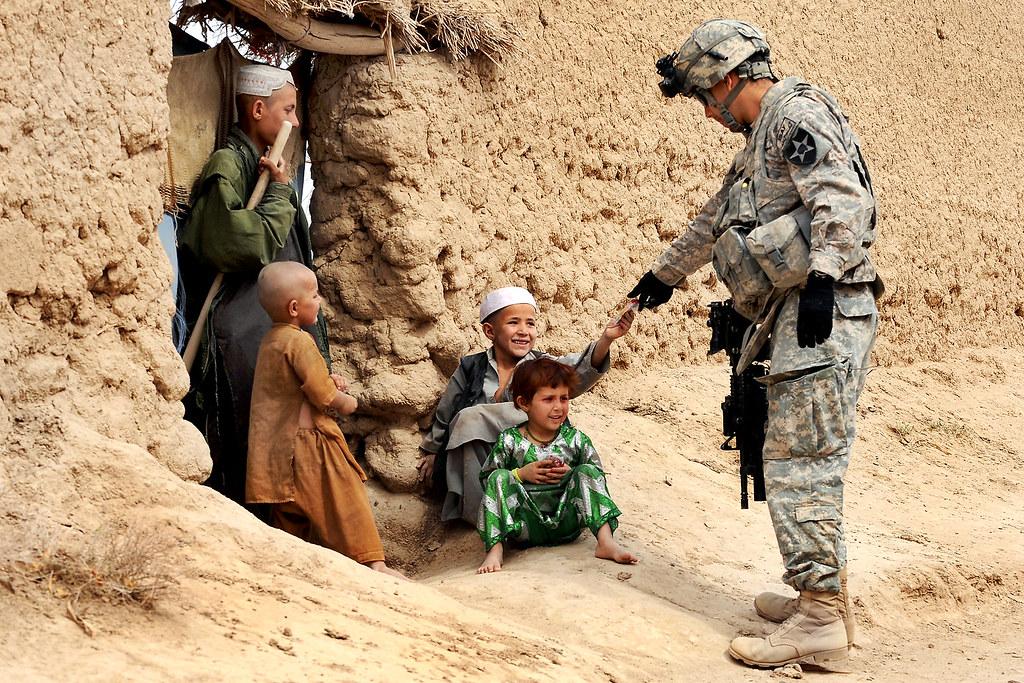 Snack time in Afghanistan | U.S. Army Sgt. Jose Gonzalez ...