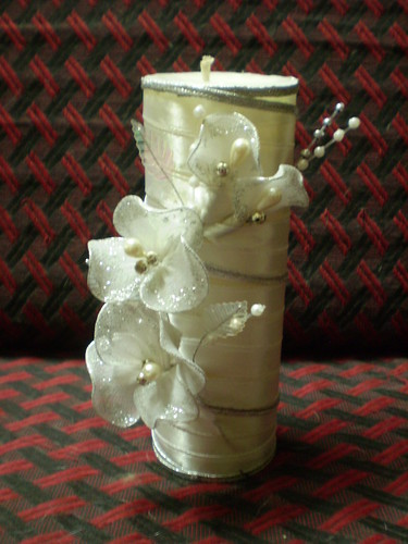 Decorated Candle Confirmation Day Rs 175 Each For