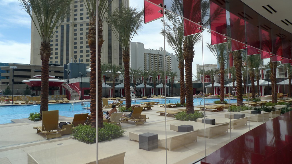 Planet Hollywood Las Vegas Pool