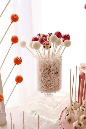 Cake Pop Vase | by Sweet Lauren Cakes