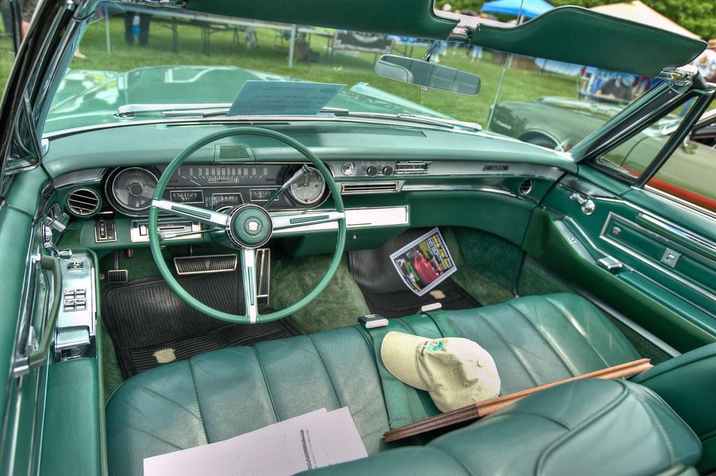 1966 Cadillac Deville Convertible Interior Exif Data Nik Flickr