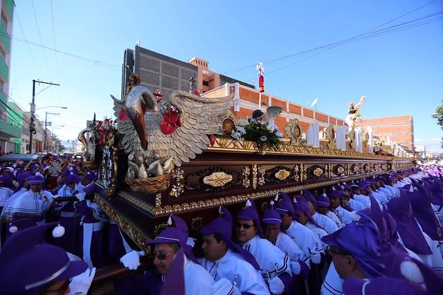 Centenario de la Consagración de Jesús Nazareno de Candelaria