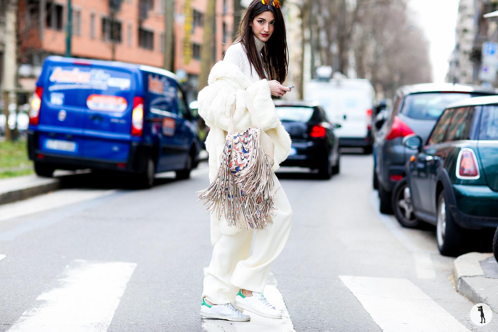 Sara Rossetto - Milan Fashion Week RDT FW15-16 (1)