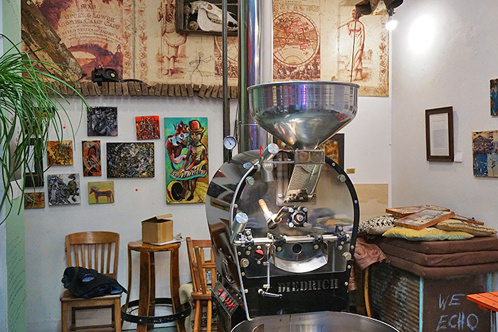 where to find best coffee calistoga