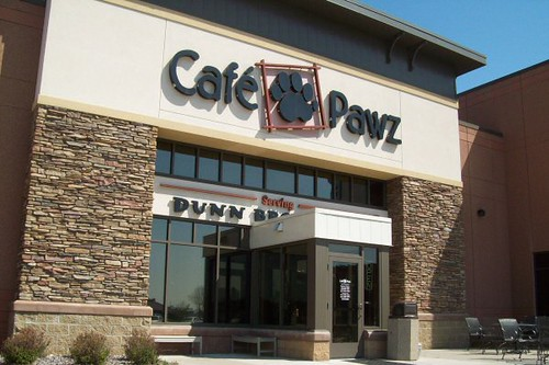 Cafe Pawz Cafe Pawz At Becker Furniture World In Becker M Dan Cheney Flickr