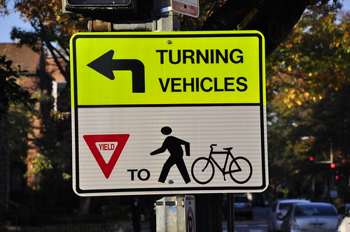 Left Turn Yield to Bikes/Peds | by Eric Gilliland