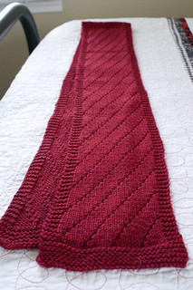 Red Scarf Project Scarf | by jrcraft
