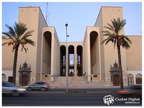Museo unison imagen del museo de la universidad de for Universidades en hermosillo
