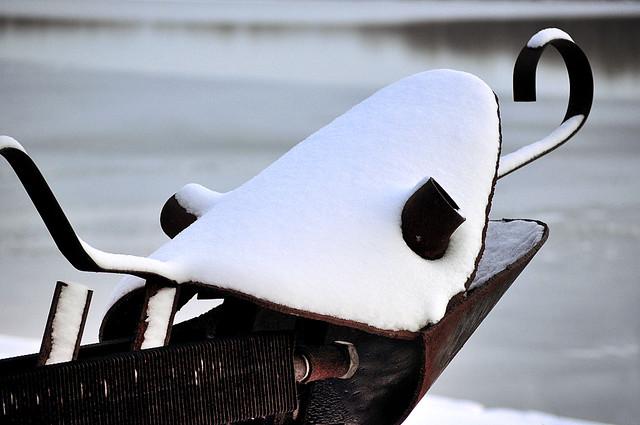 Winter Storm Warning Bring It On Says >> Winter Storm Warning Bring It On Says Steelhead At Wingra Flickr