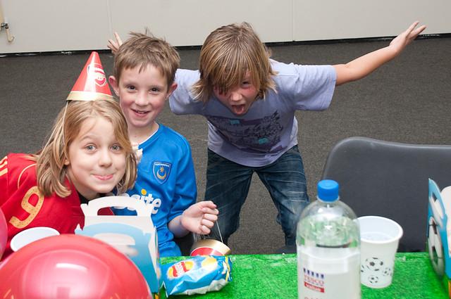 Hyperactive children | Martin Thomas | Flickr
