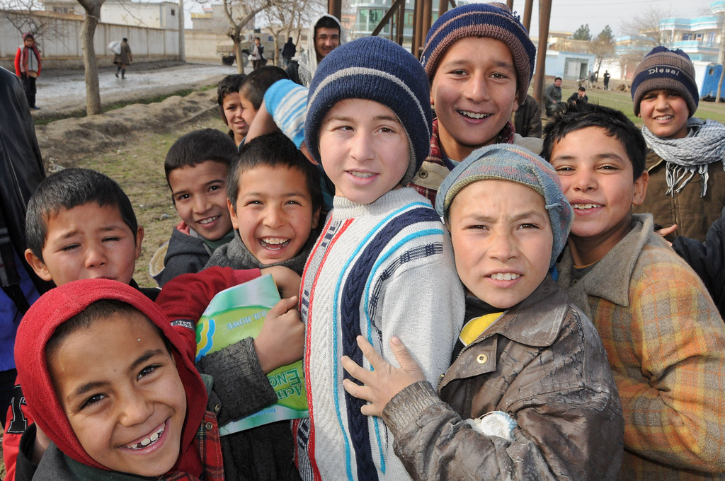 Children of the Taliban
