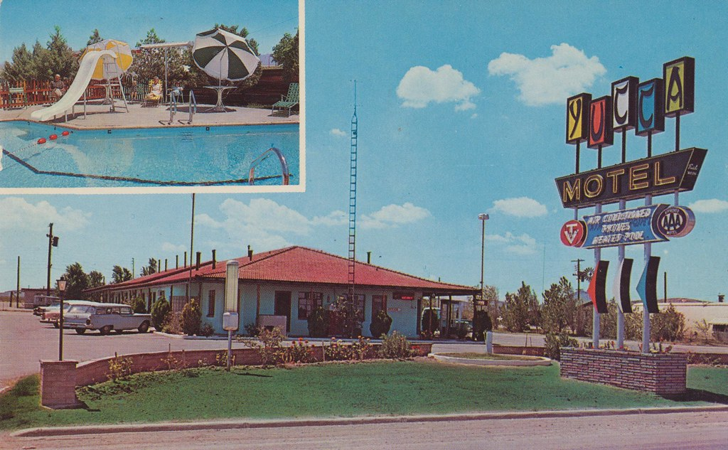 Yucca Motel - Lordsburg, New Mexico