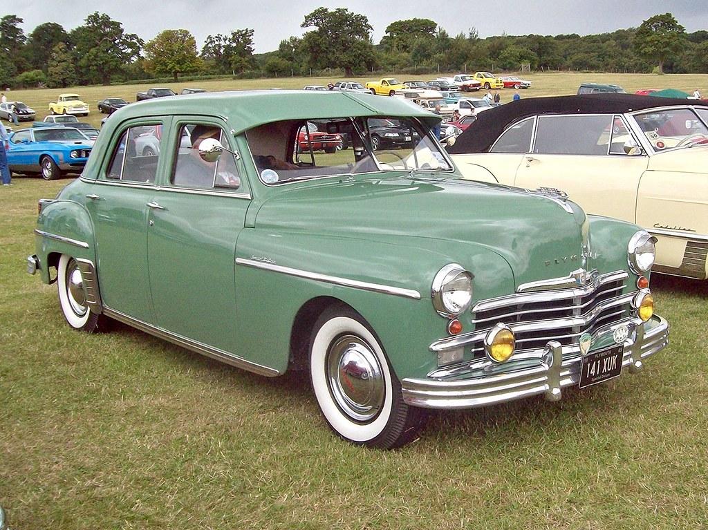 293 Plymouth Special Deluxe 1949 Plymouth Special De