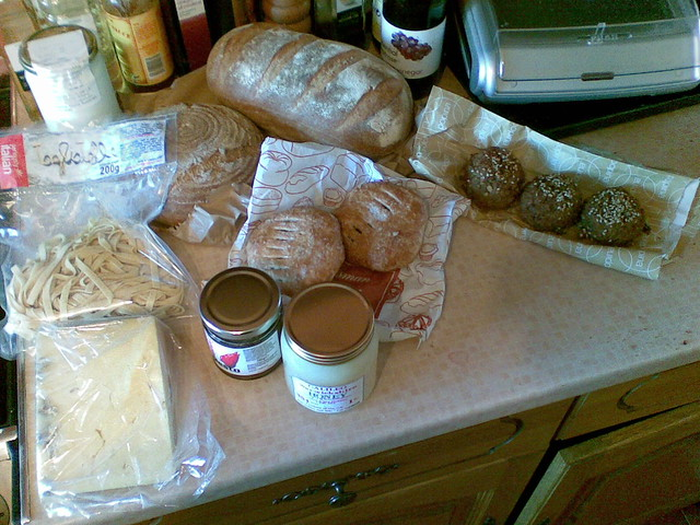 Falafel Cakes Using Gram Flour