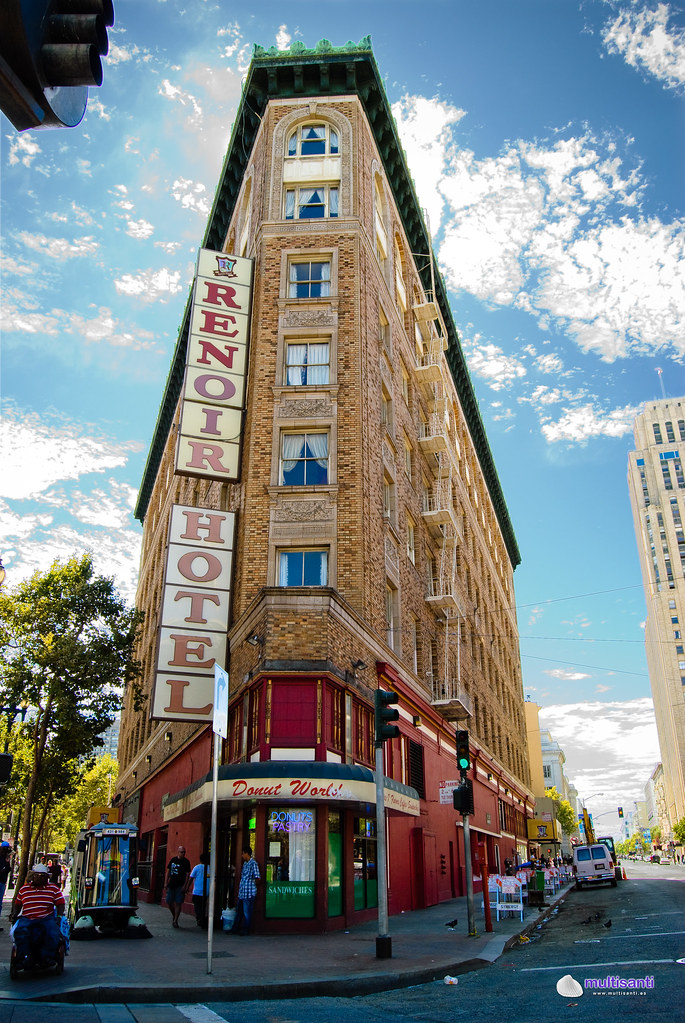 Renoir Hotel San Francisco