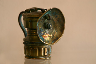 Carbide Lamp | by arbyreed