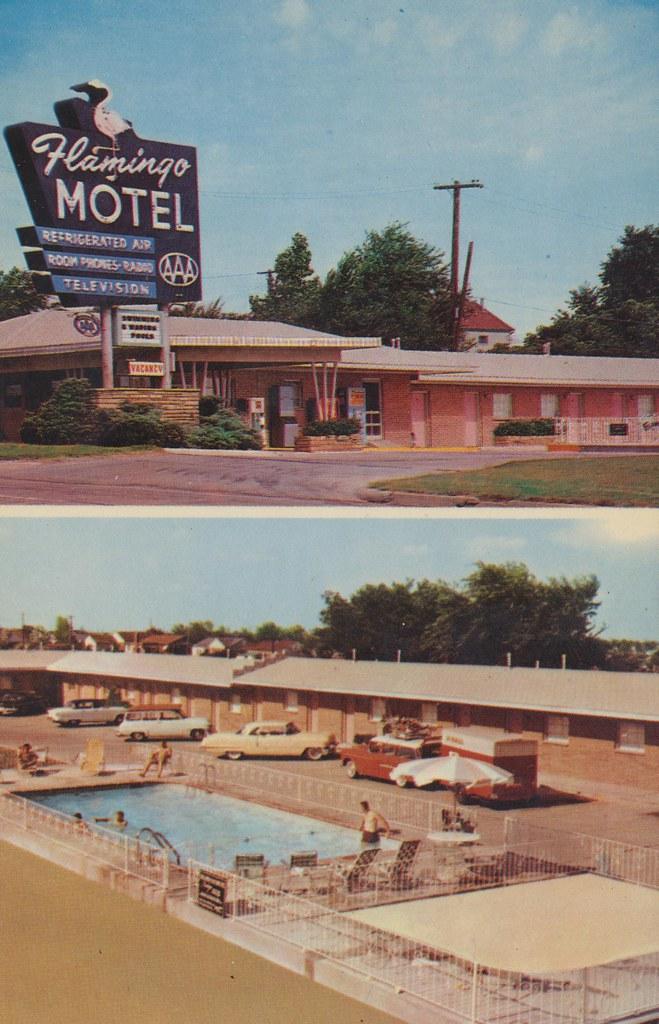 Flamingo Motel - Tulsa, Oklahoma