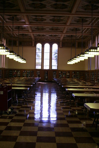 Leavey Library | USC | Study rooms, Alma mater, House styles