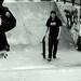 Alejandro Bernal skateboarding