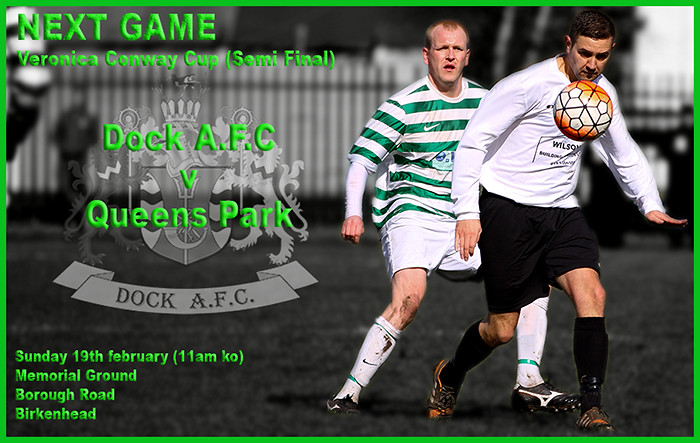Dock AFC v Queens Park AFC 26th March 2016