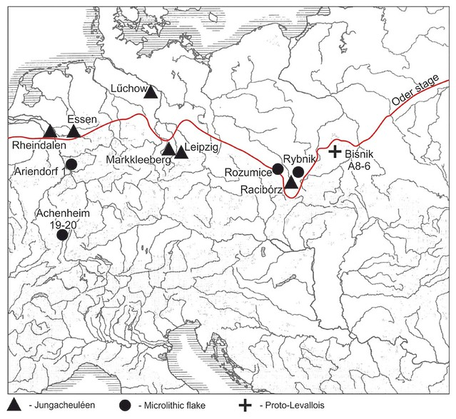 Archaeology of Middle Palaeolithic Central Europe