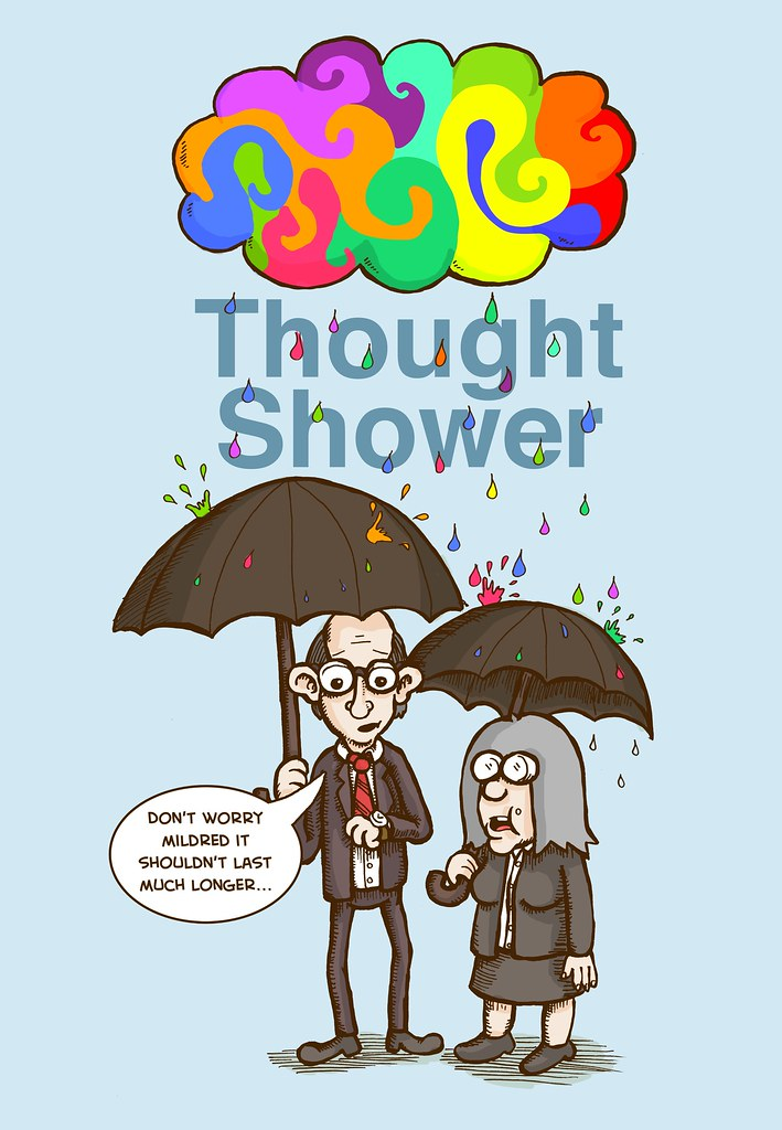 New >> Thought Shower | Richard Scott | Flickr