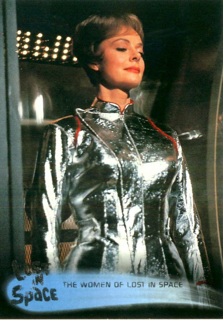 June Lockhart,Lost in Space | David Rider | Flickr
