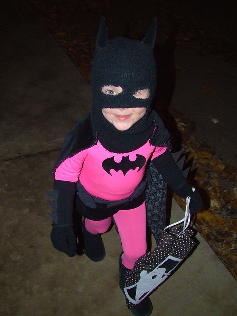static pink batman - photo #10