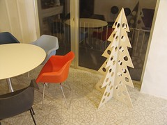 Plywood Christmas Tree | by teddy_qui_dit