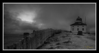 s cape spear B&W | by Sulfite