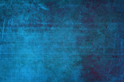 Grungy Blue Metal | by ImageAbstraction