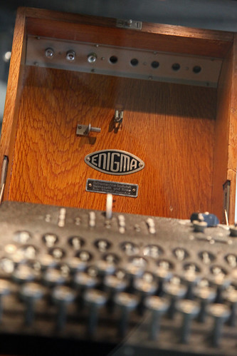 Enigma Machine | by zoonabar