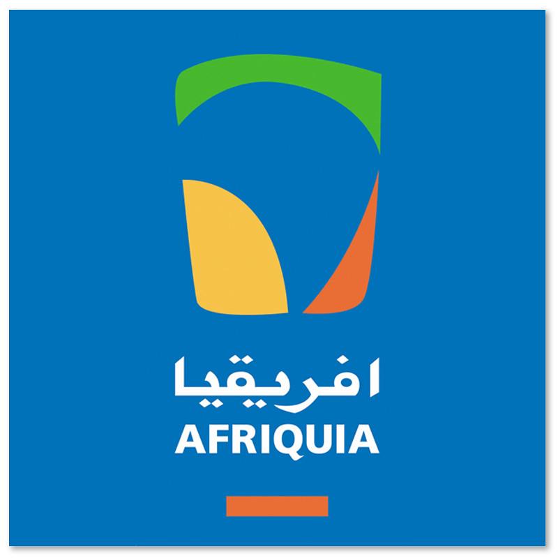 Afriquia logo : Afriquia logo designed by Minale Design ...