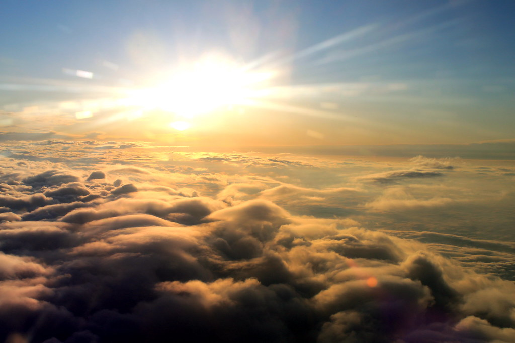 Image result for above the clouds