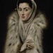 El Greco, Lady in a Fur Wrap, 1577