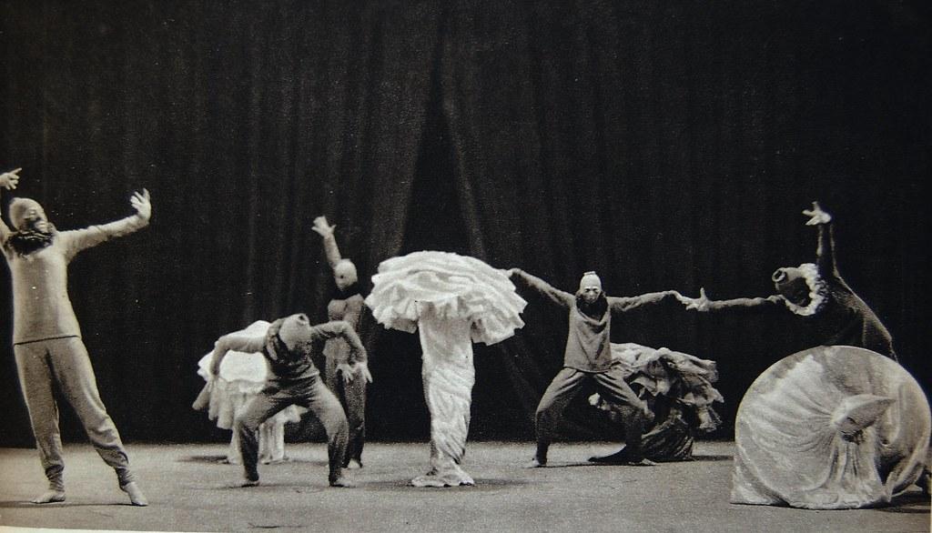 Mary Wigman Timeline Mary Wigman Tanzmärchen