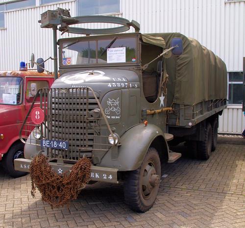1940 G M C Afkw 353 Gmc Jan Barnier Flickr