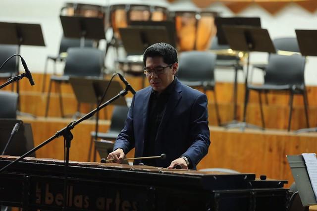 Segundo concierto Festival Internacional de la Marimba