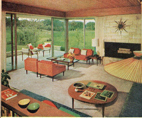 1950u0027s And 60u0027s Furniture And Decor | Flickr