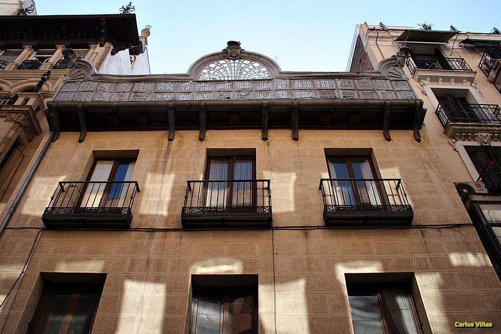 Casa de la calle del pr ncipe madrid madrid la ciudad - Casa de labranza madrid ...