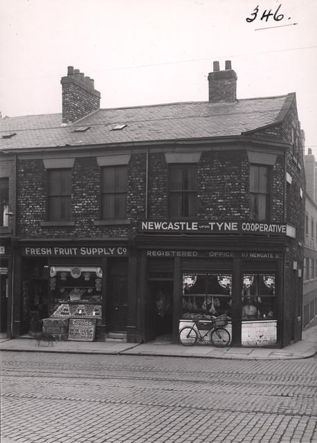 036298:Elswick East Terrace/Westmorland Road Elswick Dept ...