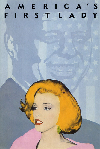 """America's First Lady"" Marilyn Monroe Postcard 