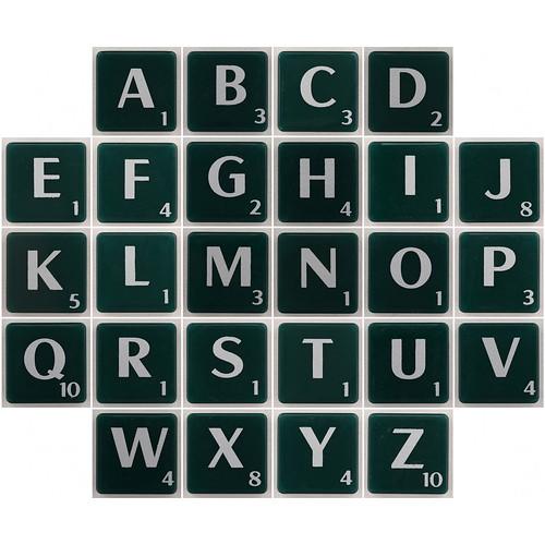 Letter Scrabble Words