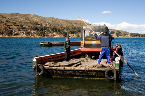 Lake Titicaca crossing - Bolivia | by Szymon Kochanski