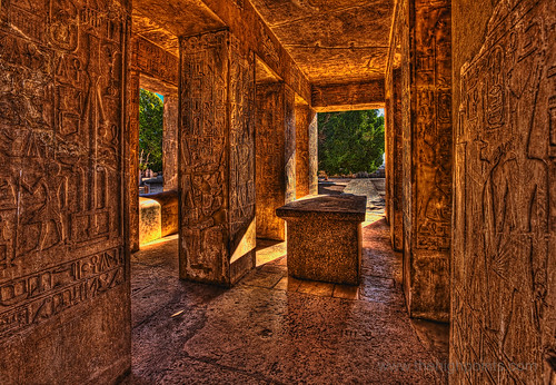 House Of Used >> The Limestone Chapel of Senusret I - Karnak | More from Luxo… | Flickr