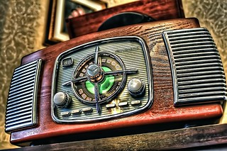 Old Time Radio | by K.G.Photos