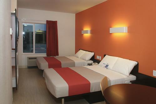 Motel 6 new prototype design motel 6 is raising the bar for Design hotel 6