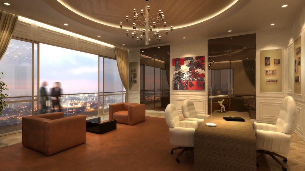 Luxury Office Brdb Luxury Office In Bangsar Kl